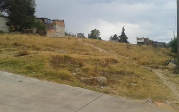 Foto de terreno habitacional en venta en  , los encinos, morelia, michoacán de ocampo, 811345 No. 01