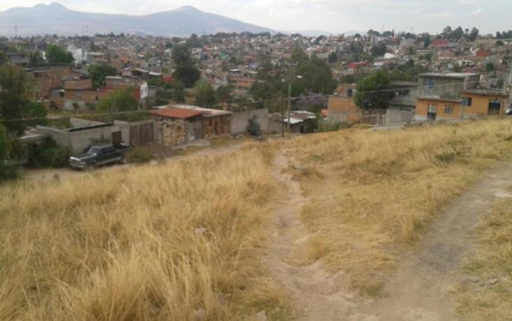 Foto de terreno habitacional en venta en  , los encinos, morelia, michoacán de ocampo, 811345 No. 03