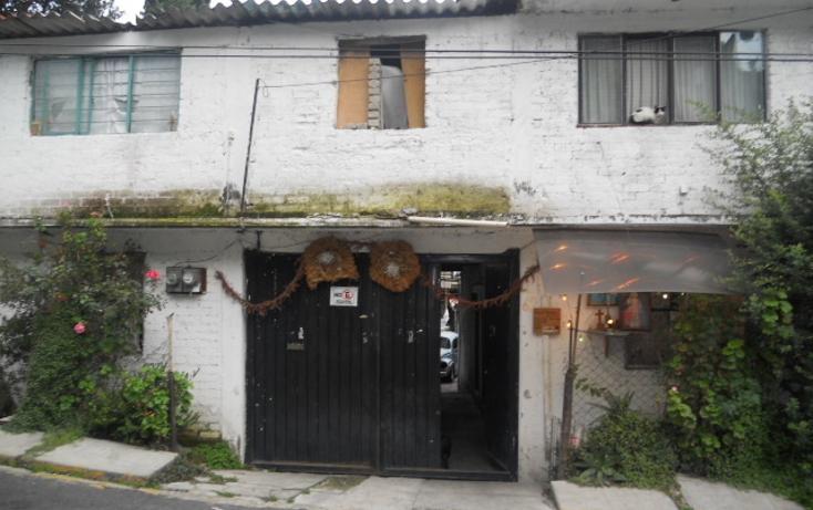 Foto de terreno habitacional en venta en  , los encinos, tlalpan, distrito federal, 2013444 No. 01