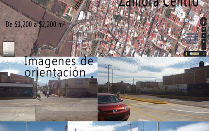 Foto de terreno habitacional en venta en, los espinos, zamora, michoacán de ocampo, 1823322 no 01