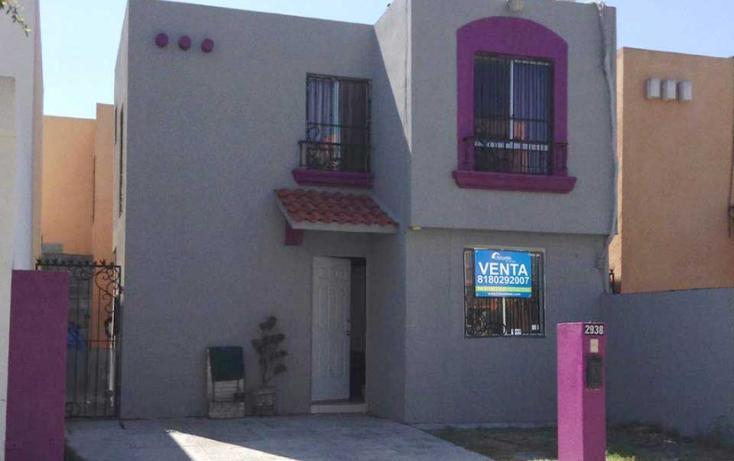 Foto de casa en venta en  , los faisanes, guadalupe, nuevo león, 1722806 No. 01