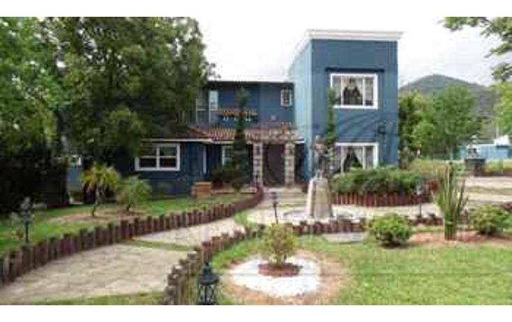 Foto de rancho en venta en  , los fierros, santiago, nuevo león, 1272617 No. 01