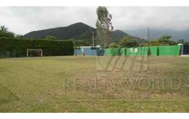 Foto de rancho en venta en  , los fierros, santiago, nuevo león, 1272617 No. 13