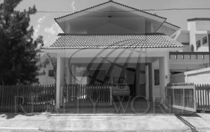 Foto de casa en venta en  , los fierros, santiago, nuevo león, 1417397 No. 01