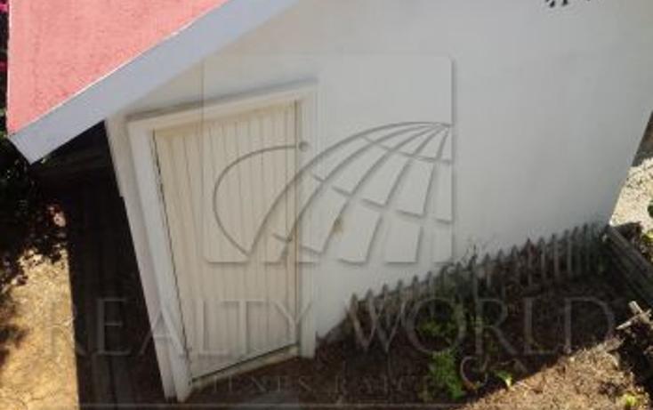 Foto de casa en venta en  , los fierros, santiago, nuevo león, 1417397 No. 14