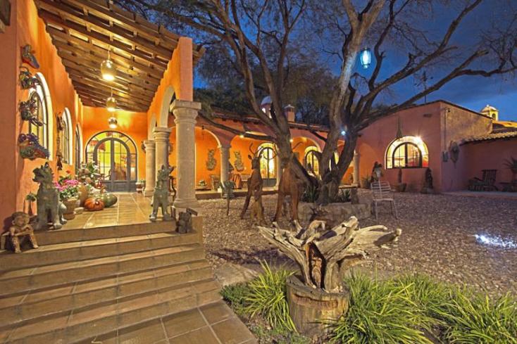 Foto de casa en venta en  01, villa de los frailes, san miguel de allende, guanajuato, 222202 No. 02