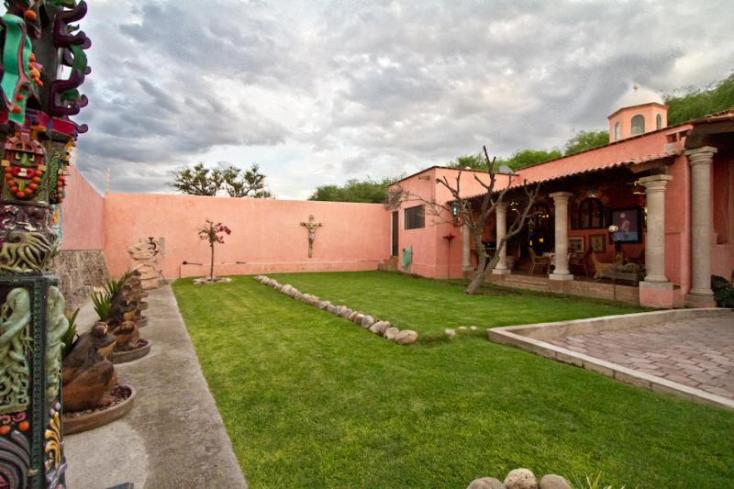 Foto de casa en venta en  01, villa de los frailes, san miguel de allende, guanajuato, 222202 No. 04