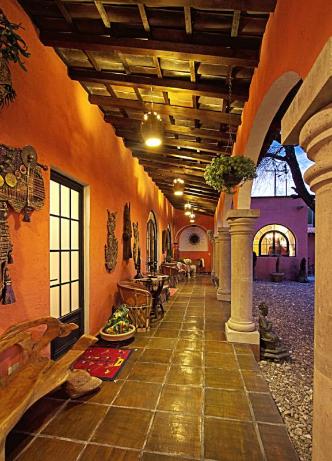 Foto de casa en venta en  01, villa de los frailes, san miguel de allende, guanajuato, 222202 No. 05