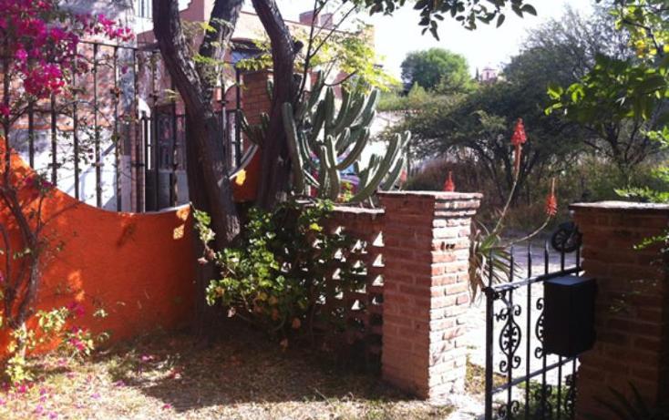Foto de casa en venta en  1, villa de los frailes, san miguel de allende, guanajuato, 699161 No. 05