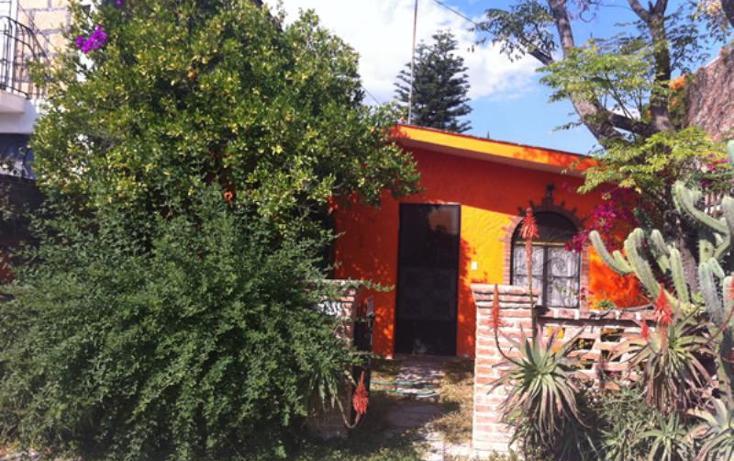 Foto de casa en venta en  1, villa de los frailes, san miguel de allende, guanajuato, 699161 No. 08