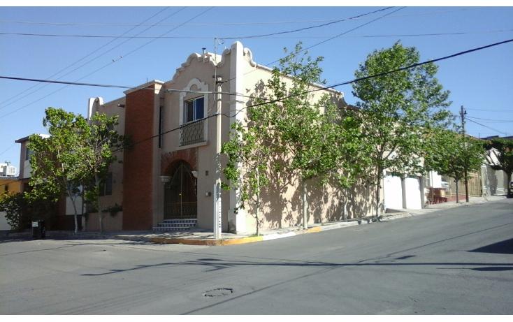 Foto de casa en venta en  , los frailes, chihuahua, chihuahua, 1774508 No. 01