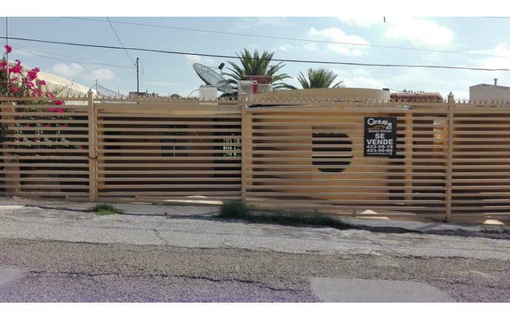 Foto de casa en venta en  , los frailes, chihuahua, chihuahua, 1854870 No. 01