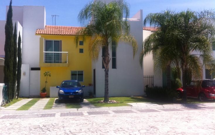 Foto de casa en renta en  , los frailes, corregidora, querétaro, 1167999 No. 01