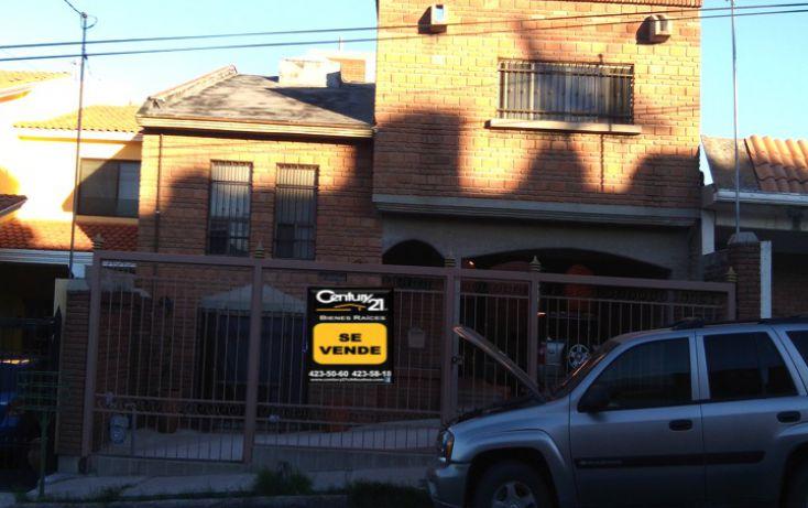 Foto de casa en venta en, los frailes, juárez, chihuahua, 1696312 no 01