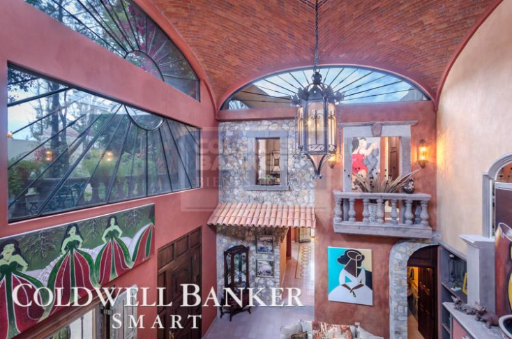 Foto de casa en venta en  , villa de los frailes, san miguel de allende, guanajuato, 744545 No. 14