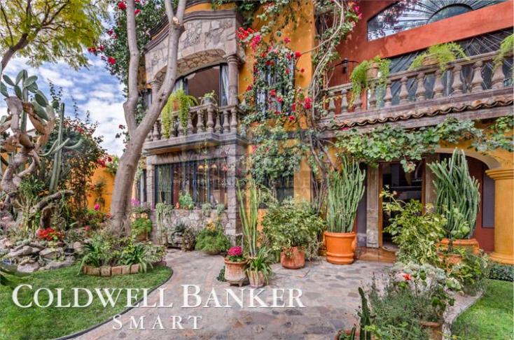 Foto de casa en venta en  , villa de los frailes, san miguel de allende, guanajuato, 744545 No. 15