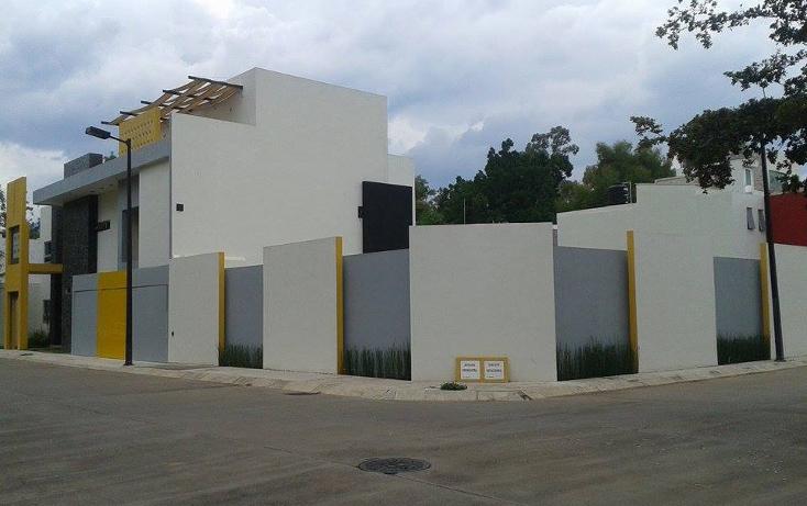 Foto de casa en venta en  , los fresnos, jacona, michoacán de ocampo, 1722116 No. 01