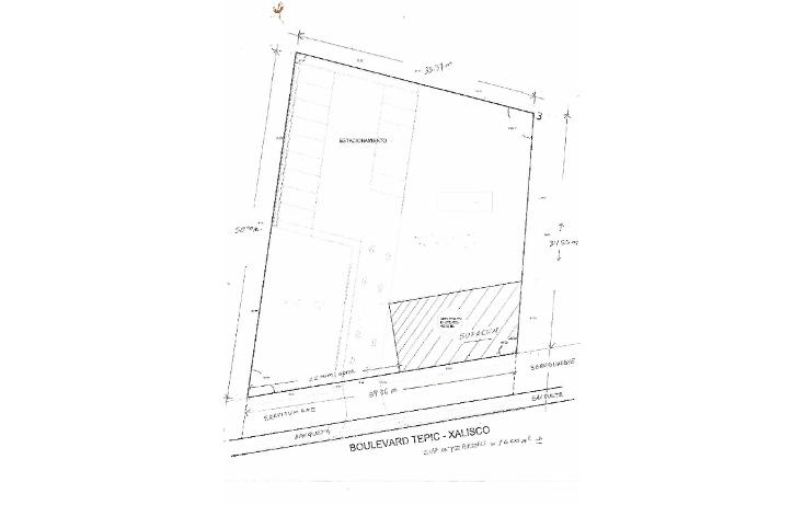 Foto de terreno habitacional en renta en  , los fresnos oriente, tepic, nayarit, 1526263 No. 01