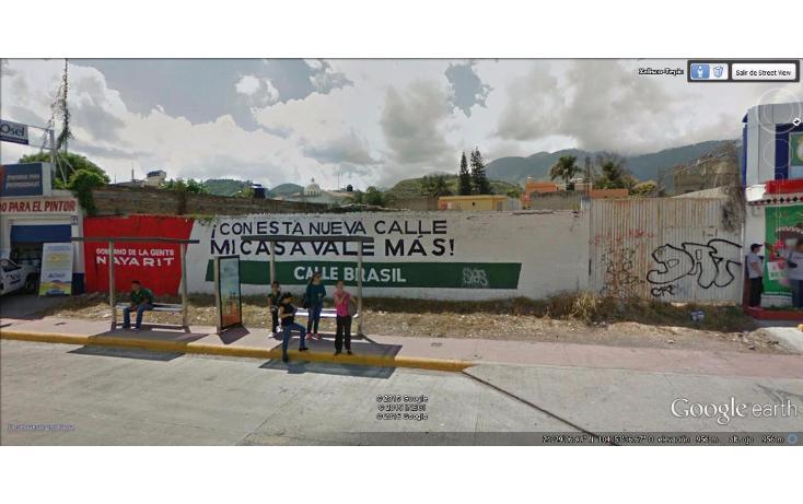 Foto de terreno habitacional en renta en  , los fresnos oriente, tepic, nayarit, 1526263 No. 03