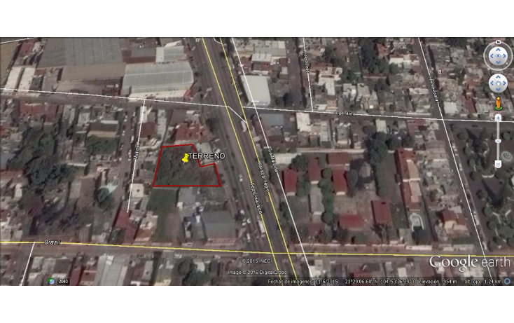 Foto de terreno habitacional en renta en  , los fresnos oriente, tepic, nayarit, 1526263 No. 05