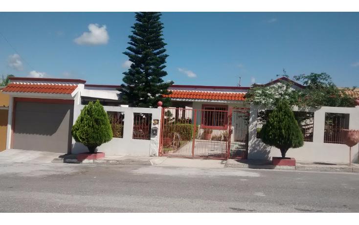 Foto de casa en venta en  , los fresnos residencial, reynosa, tamaulipas, 1087981 No. 01