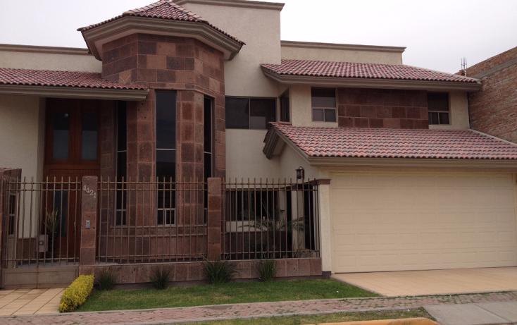 Foto de casa en renta en  , los fresnos, torreón, coahuila de zaragoza, 947141 No. 01