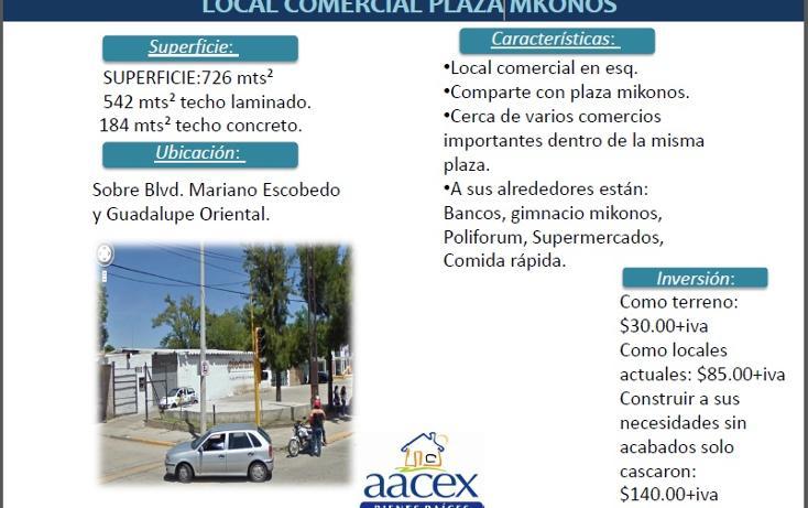 Foto de terreno comercial en renta en  , los gavilanes, león, guanajuato, 1149255 No. 01