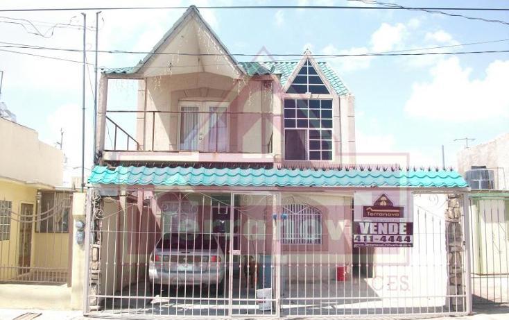 Foto de casa en venta en  , los girasoles i, chihuahua, chihuahua, 582112 No. 01