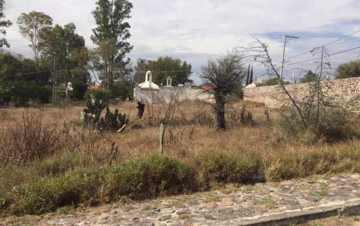 Foto de terreno habitacional en venta en, los girasoles, tequisquiapan, querétaro, 1549370 no 01