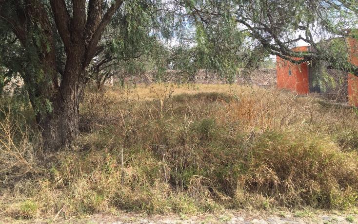 Foto de terreno habitacional en venta en  , los girasoles, tequisquiapan, querétaro, 1579232 No. 01