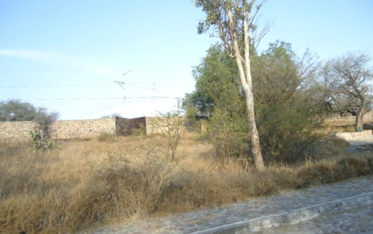 Foto de terreno habitacional en venta en  , los girasoles, tequisquiapan, quer?taro, 1664564 No. 03