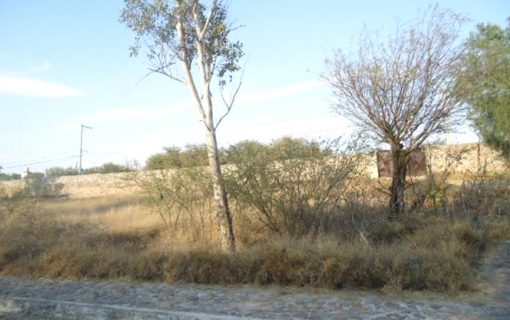 Foto de terreno habitacional en venta en  , los girasoles, tequisquiapan, quer?taro, 1664564 No. 07