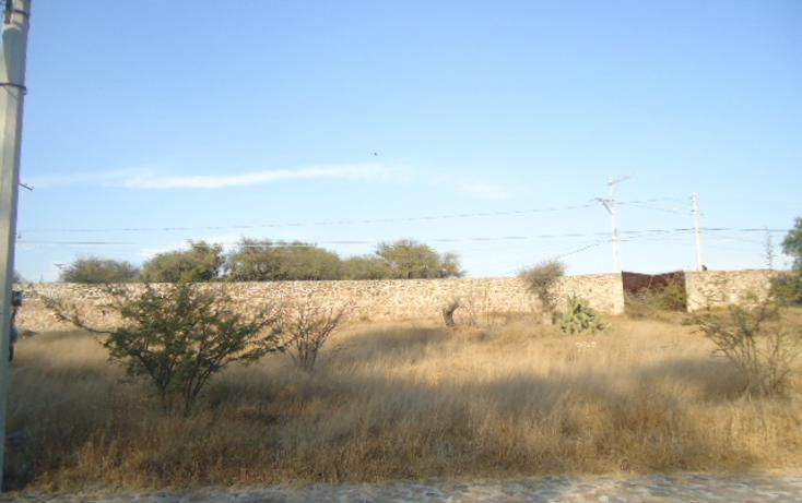 Foto de terreno habitacional en venta en  , los girasoles, tequisquiapan, quer?taro, 1664564 No. 08