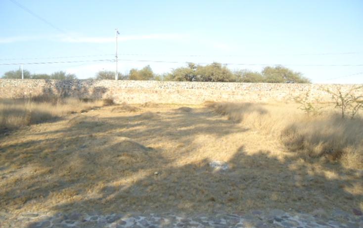 Foto de terreno habitacional en venta en  , los girasoles, tequisquiapan, quer?taro, 1664564 No. 10