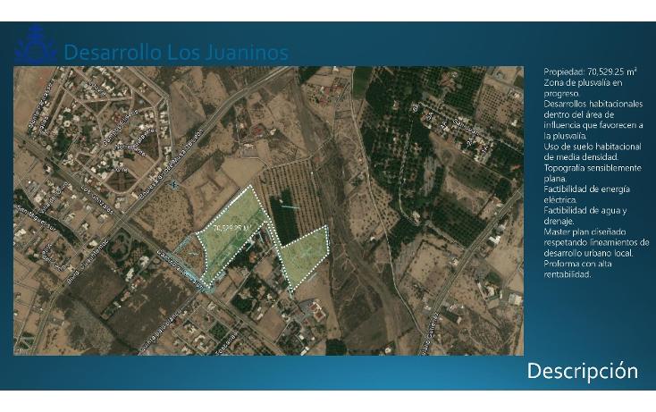Foto de terreno habitacional en venta en  , los gonzález, saltillo, coahuila de zaragoza, 1171477 No. 02