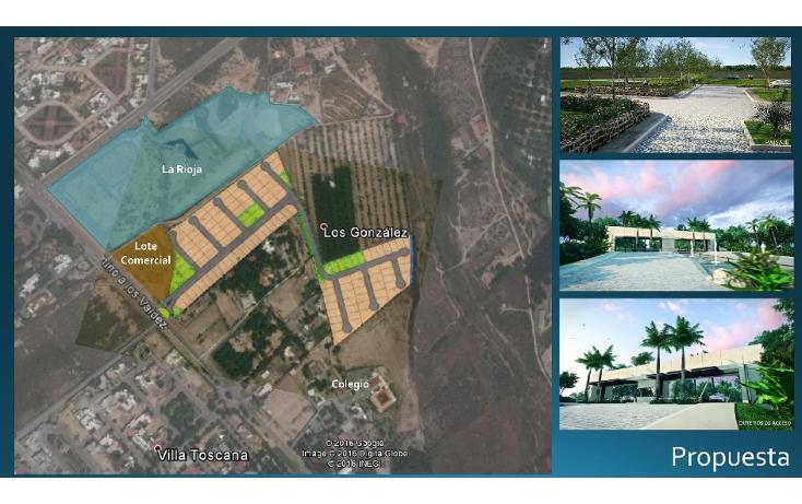 Foto de terreno habitacional en venta en  , los gonzález, saltillo, coahuila de zaragoza, 1171477 No. 03
