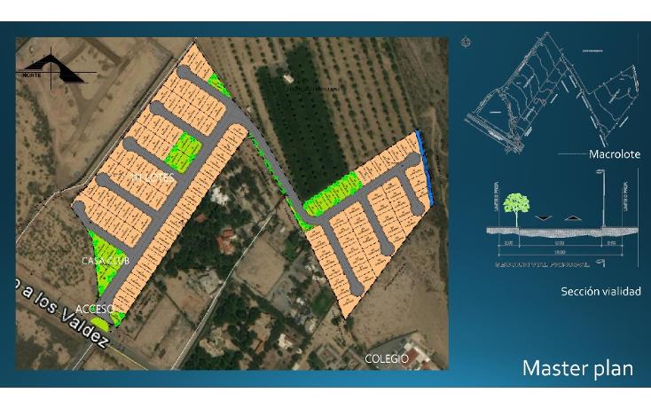 Foto de terreno habitacional en venta en  , los gonzález, saltillo, coahuila de zaragoza, 1171477 No. 04