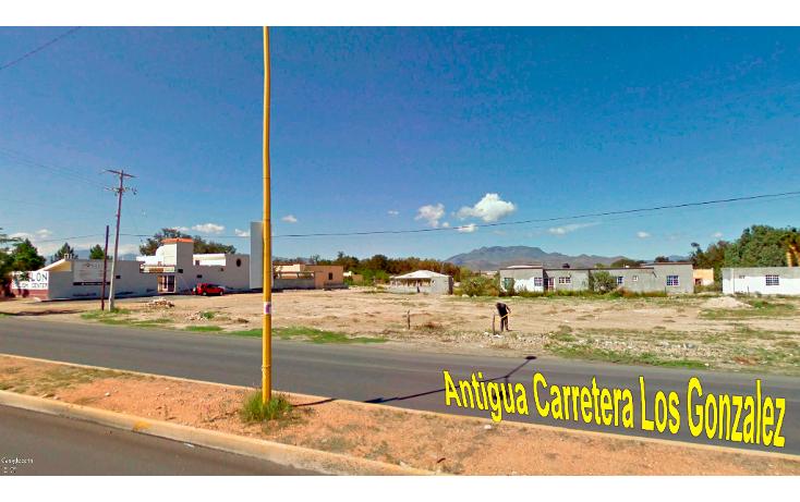 Foto de terreno comercial en renta en  , los gonzález, saltillo, coahuila de zaragoza, 1288407 No. 01
