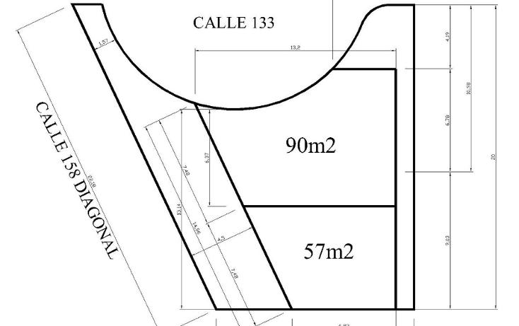 Foto de terreno comercial en renta en  , los h?roes, m?rida, yucat?n, 1057985 No. 05