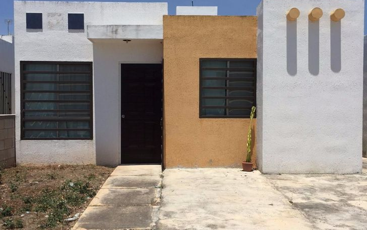 Foto de casa en renta en  , los héroes, mérida, yucatán, 1162083 No. 01
