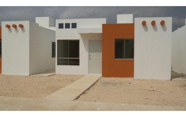 Foto de casa en venta en  , los héroes, mérida, yucatán, 1556854 No. 01