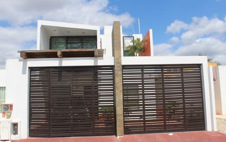 Foto de casa en venta en  , los héroes, mérida, yucatán, 1668578 No. 01