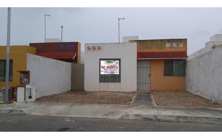 Foto de casa en renta en  , los héroes, mérida, yucatán, 1672007 No. 01