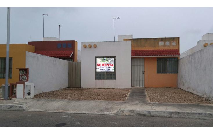 Foto de casa en renta en  , los h?roes, m?rida, yucat?n, 1690926 No. 01