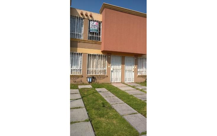 Foto de casa en venta en  , los h?roes tec?mac ii, tec?mac, m?xico, 1517029 No. 01
