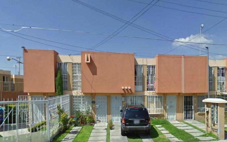 Foto de casa en venta en  , los héroes tecámac iii, tecámac, méxico, 705067 No. 01