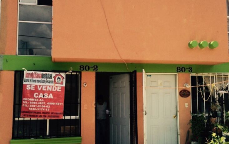 Foto de casa en venta en, los héroes tecámac, tecámac, estado de méxico, 1131949 no 01