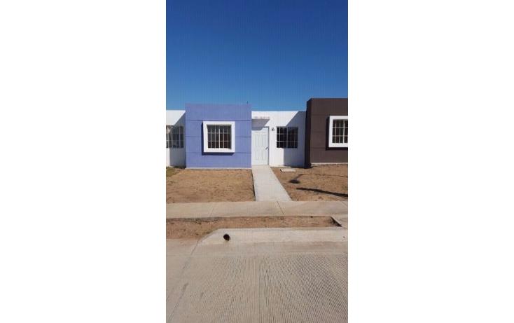 Foto de casa en venta en  , los huertos, culiacán, sinaloa, 1364345 No. 01