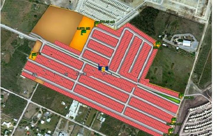 Foto de terreno comercial en venta en  , los huertos, juárez, nuevo león, 1255563 No. 01