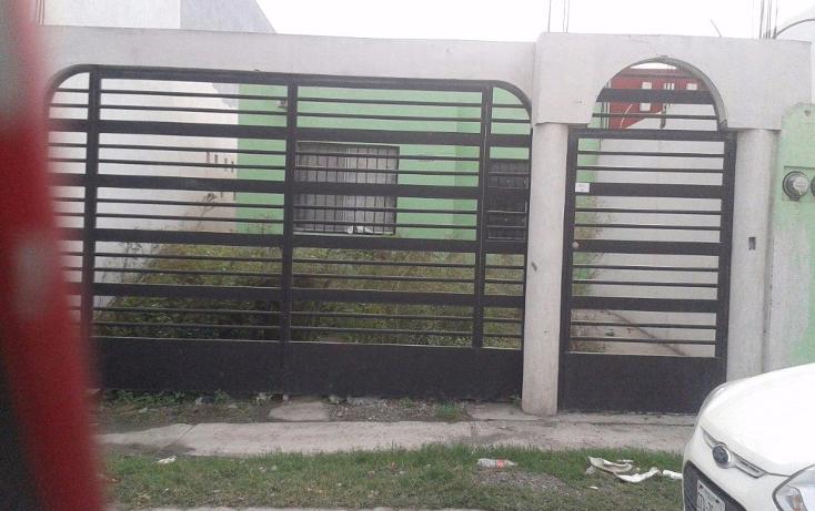 Foto de casa en venta en  , los huertos, juárez, nuevo león, 1429307 No. 01